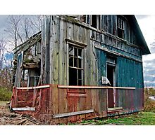 Entropy Containment System Photographic Print