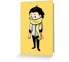 Sad Ryoji  Greeting Card