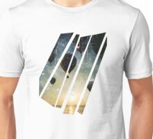 The Night is for Romantic Journeys Unisex T-Shirt