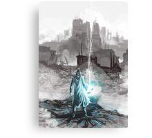 mage wizard destruction wars Canvas Print