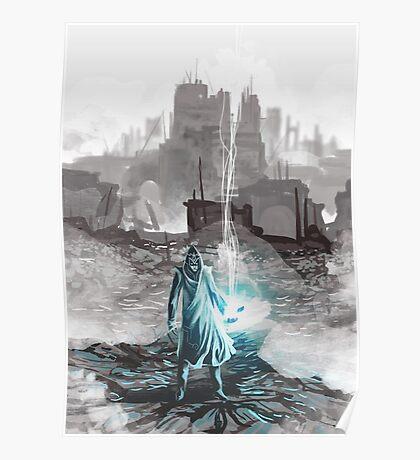 mage wizard destruction wars Poster