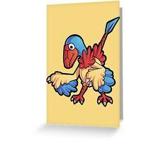 Archen Greeting Card