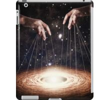 The Greatest Puppeteer iPad Case/Skin