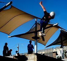 Taylor 360 Tuck Camberwell Skate Park by SamDunn