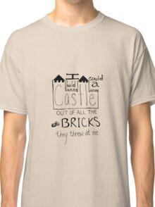 New Romantics - Black Font Classic T-Shirt