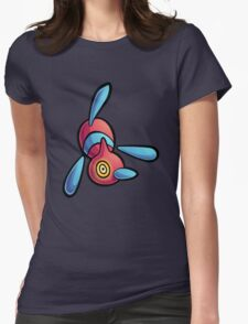 Porygon-Z Womens Fitted T-Shirt
