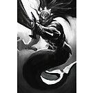 Merman Ganondorf by Figment Forms