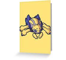 Galvantula Greeting Card