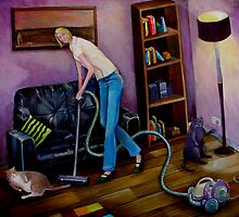 Chores Suck! by Victoria Stanway