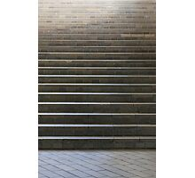 Tiled Staircase Photographic Print