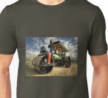 Steam Rolling  Unisex T-Shirt