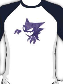 Pokemon: Textured - Haunter T-Shirt