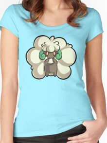 Whimsicott Women's Fitted Scoop T-Shirt