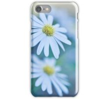 Fairies are invisible like angels, but their magic sparkles in nature iPhone Case/Skin