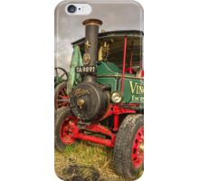 The Foden Wagon  iPhone Case/Skin
