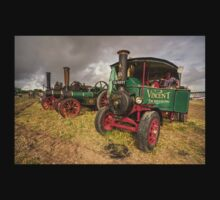 The Foden Wagon  One Piece - Short Sleeve