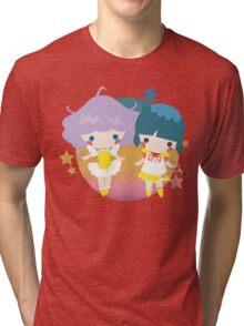 creamy and yu tshirt Tri-blend T-Shirt