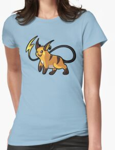 Raichu Womens Fitted T-Shirt