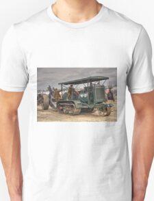 Gun Tractor  Unisex T-Shirt