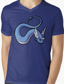 Dragonair Mens V-Neck T-Shirt
