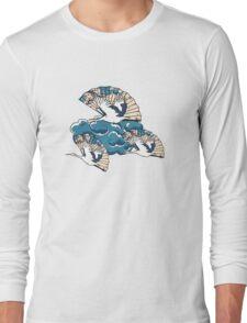 Oriental FanTasy Long Sleeve T-Shirt