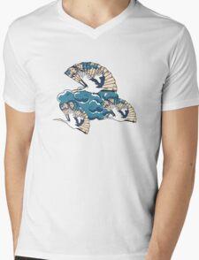 Oriental FanTasy Mens V-Neck T-Shirt