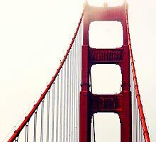Golden Gate Bridge SF by Kierankb