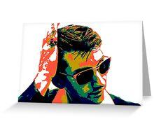 Alex Turner Greeting Card