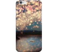 Wish Lanterns for Love iPhone Case/Skin