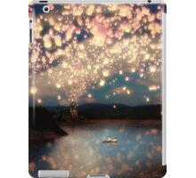 Wish Lanterns for Love iPad Case/Skin