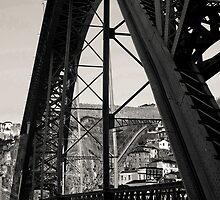 Eiffel bridge by julianl