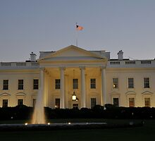 The White House by andyessex