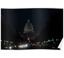 The Capitol Building Poster