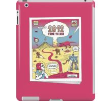 2012 Comic: Pink version iPad Case/Skin