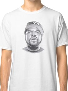 ice cube drawing Classic T-Shirt