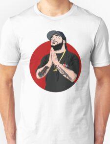 asap yams red circle Unisex T-Shirt