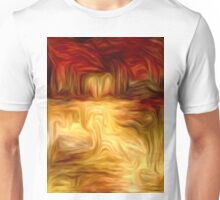 Abstract Colors Oil Painting #11 Unisex T-Shirt