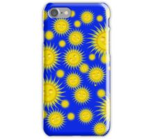 Many Happy faces- Sun iPhone Case/Skin