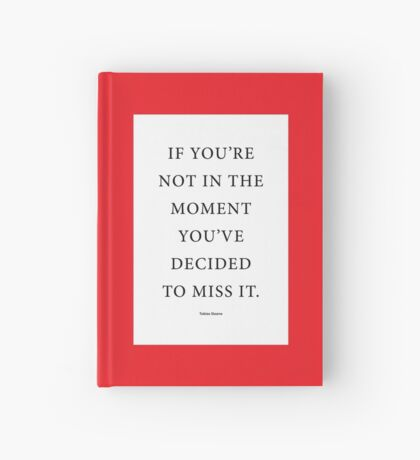 Tobias Sloane Quote Series 6 Hardcover Journal
