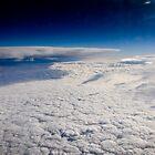 Atlantic Cloud Carpet by Susana Weber