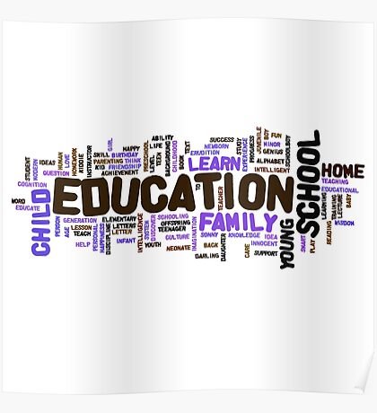 Education Poster
