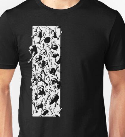 Skulls and Bones. Unisex T-Shirt