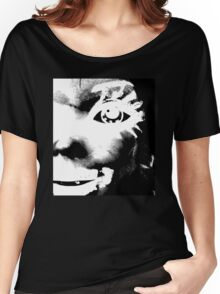 Like A Dolls Eyes  Women's Relaxed Fit T-Shirt