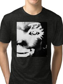 Like A Dolls Eyes  Tri-blend T-Shirt