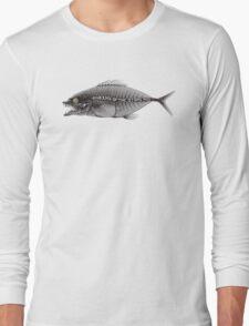 qotsa fish Long Sleeve T-Shirt