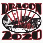 dragon skyline by dragon2020