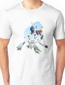 Drifblim used fly Unisex T-Shirt