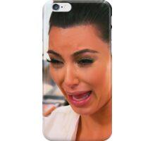 Kim Krying iPhone Case/Skin