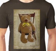 Storybook Teddy Bear with a Ribbon Unisex T-Shirt