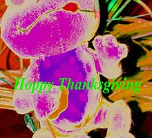 Hoppy Thanksgiving by ♥⊱ B. Randi Bailey